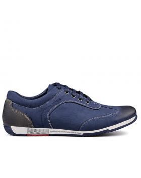 Мъжки кецове сини 0131662 в online магазин Fashionzona