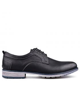 Черни мъжки ежедневни обувки 0131680 в online магазин Fashionzona