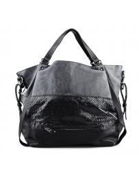 Черна дамска ежедневна чанта Ashavari в online магазин Fashionzona