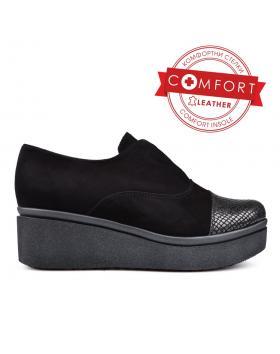 Дамски ежедневни обувки черни 0132759 в online магазин Fashionzona