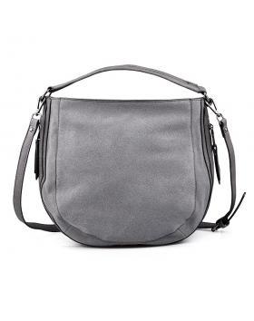 Сива дамска ежедневна чанта 0131536 в online магазин Fashionzona