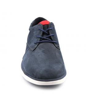 Тъмносини мъжки ежедневни обувки 0125031 в online магазин Fashionzona