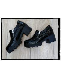 Черни дамски ежедневни обувки Eloise