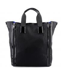 дамска ежедневна чанта черна 0125375
