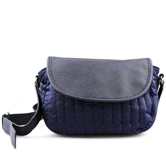 Синя дамска ежедневна чанта Joellin