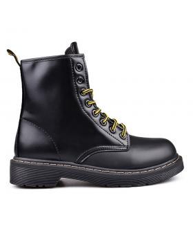 Черни дамски ежедневни боти 0131932 в online магазин Fashionzona