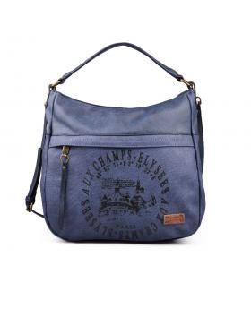 Дамска ежедневна чанта синя 0132300 в online магазин Fashionzona