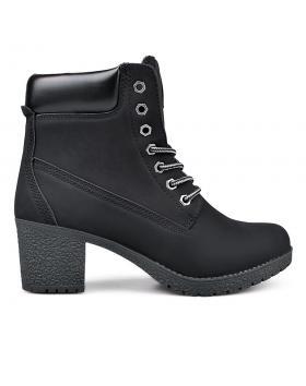 Дамски ежедневни боти черни 0131948 в online магазин Fashionzona