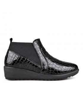 Дамски ежедневни боти черни 0131830 в online магазин Fashionzona