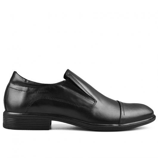 Черни мъжки елегантни обувки Abund