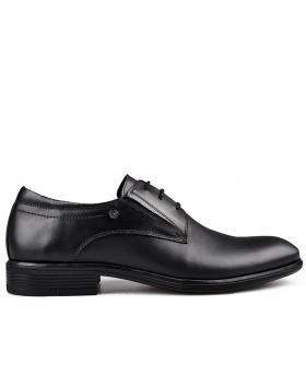 Черни мъжки елегантни обувки 0132817 в online магазин Fashionzona