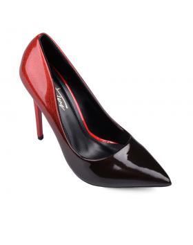 Червени дамски елегантни обувки Juwanita в online магазин Fashionzona
