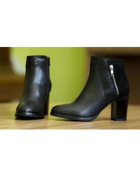 Дамски ежедневни боти черни 2025 в online магазин Fashionzona