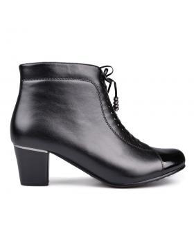 Черни дамски ежедневни боти 0132101 в online магазин Fashionzona