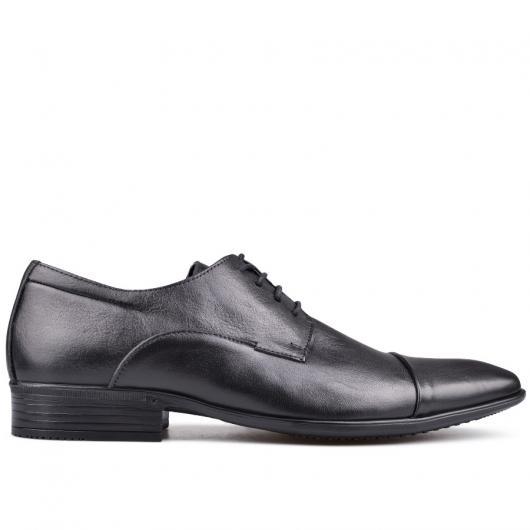 Черни мъжки елегантни обувки Archibaldo