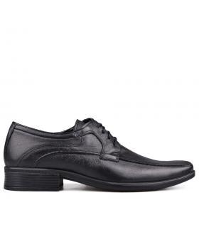 Мъжки елегантни обувки черни 0132855 в online магазин Fashionzona