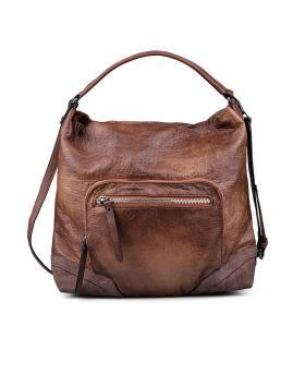 Дамска ежедневна чанта кафява 0131574 в online магазин Fashionzona