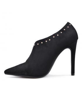 Черни дамски елегантни обувки Prabha в online магазин Fashionzona