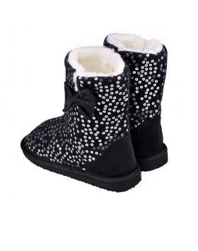 Черни дамски пантофи Janai в online магазин Fashionzona