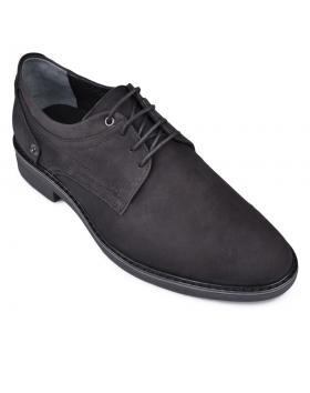 Черни мъжки ежедневни обувки Arseenio в online магазин Fashionzona