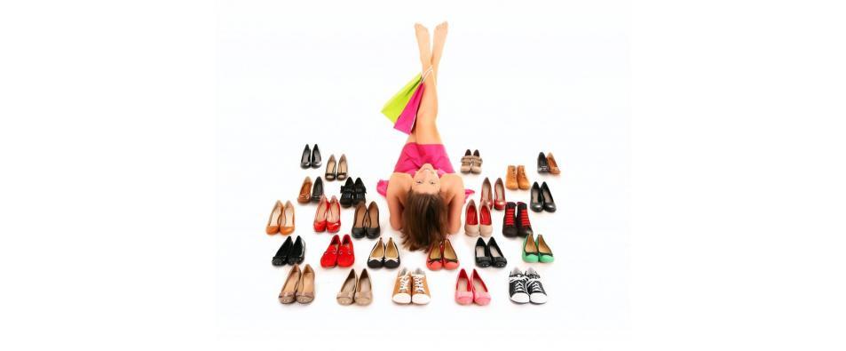 За жените и обувките