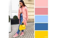 Цветови комбинации за пролет 2016
