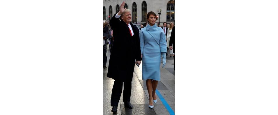 Дизайнери отказват да обличат Мелания Тръмп
