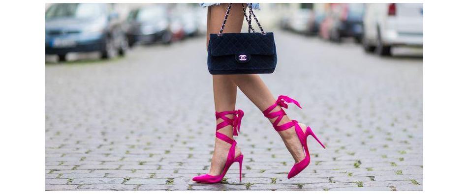 Обувките като част от дамския гардероб