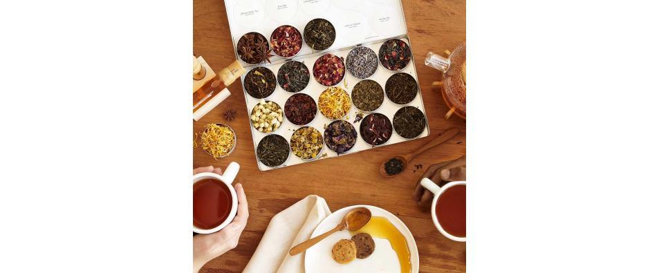 Най-полезните чайове през зимата