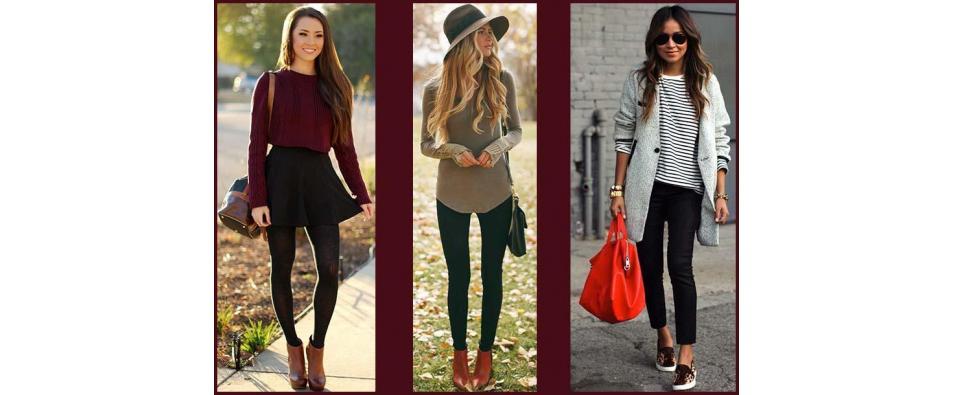 Свежи есенни идеи от света на модата